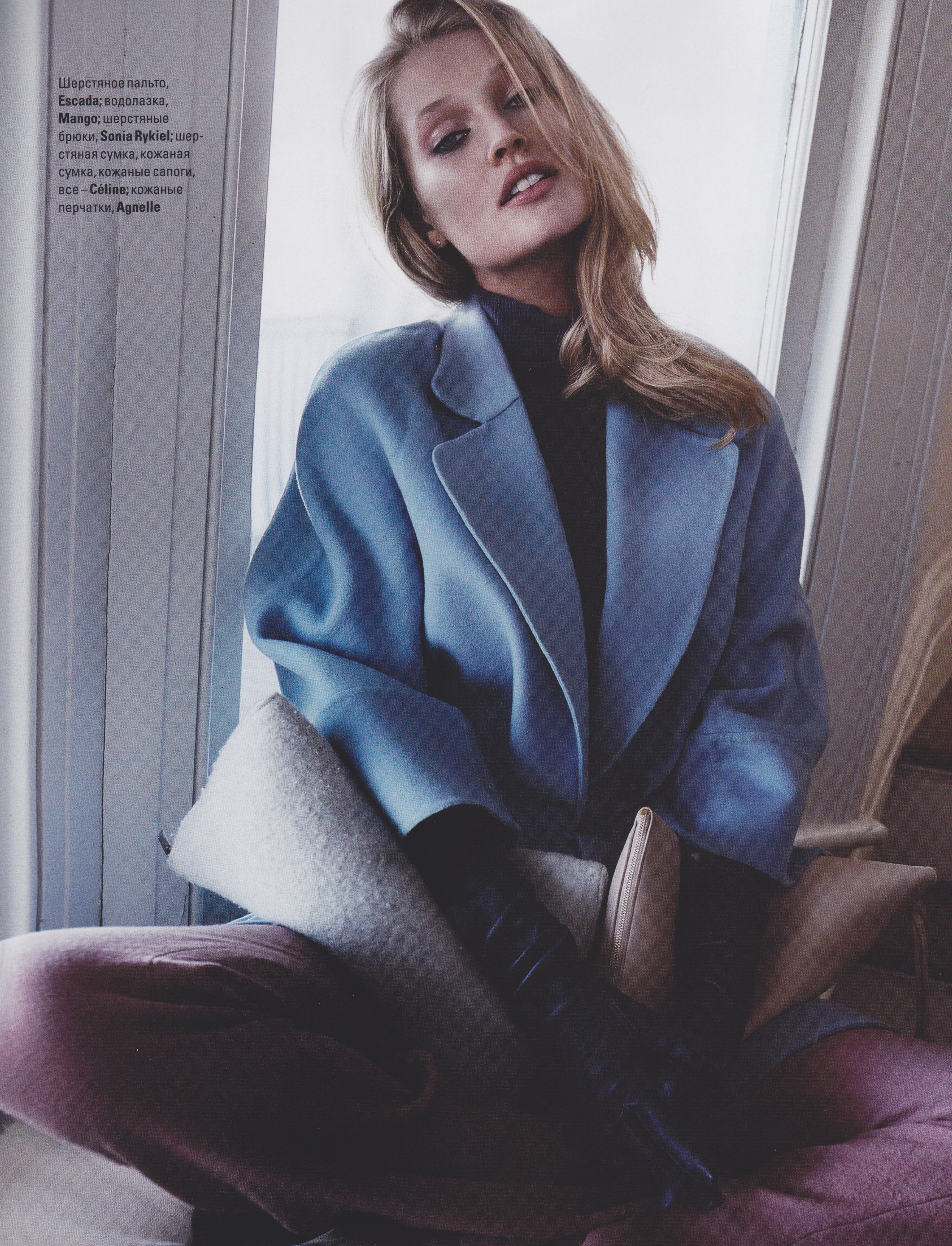 toni garrn photo shoot for vogue ukraine by benny horne and county fair productions 5