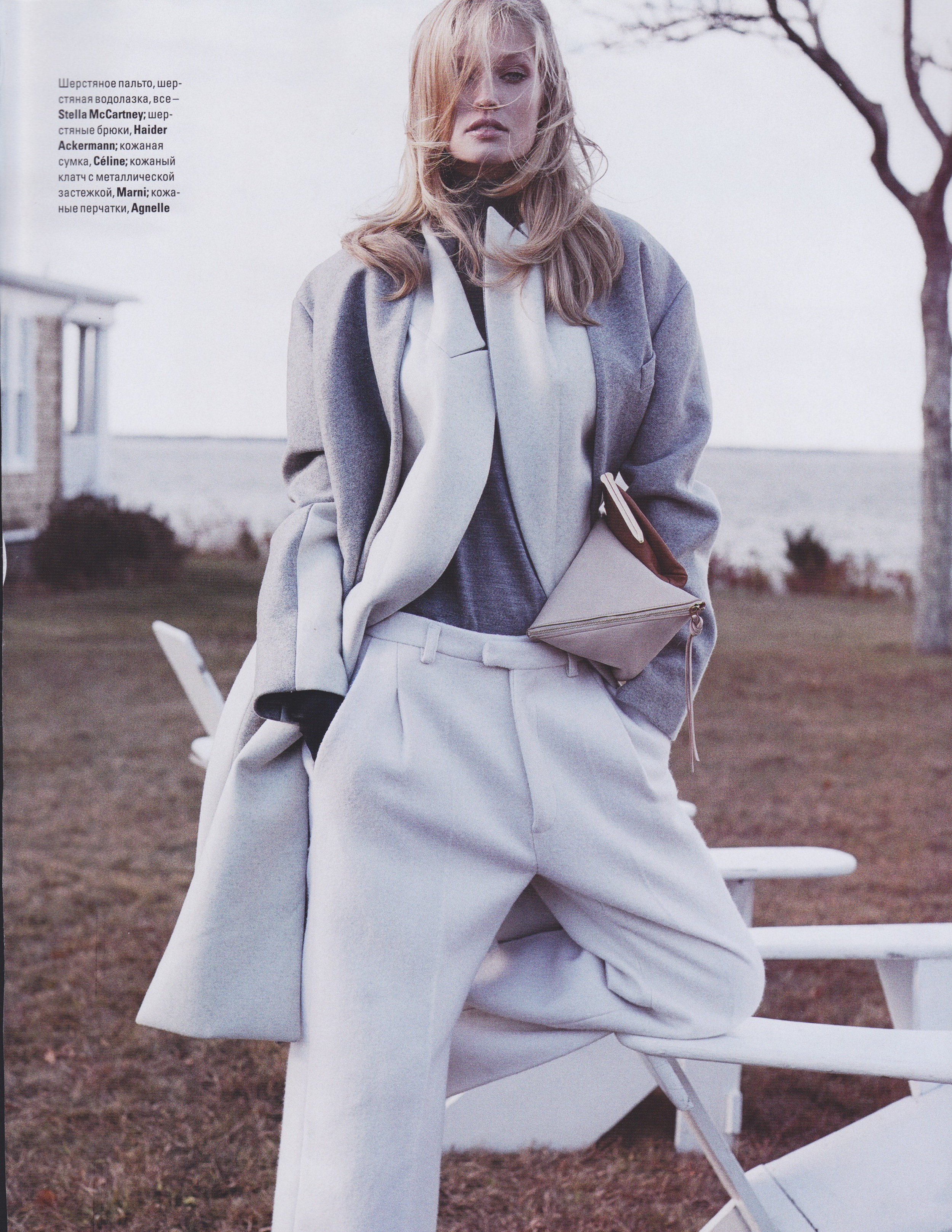 toni garrn photo shoot for vogue ukraine by benny horne and county fair productions 6