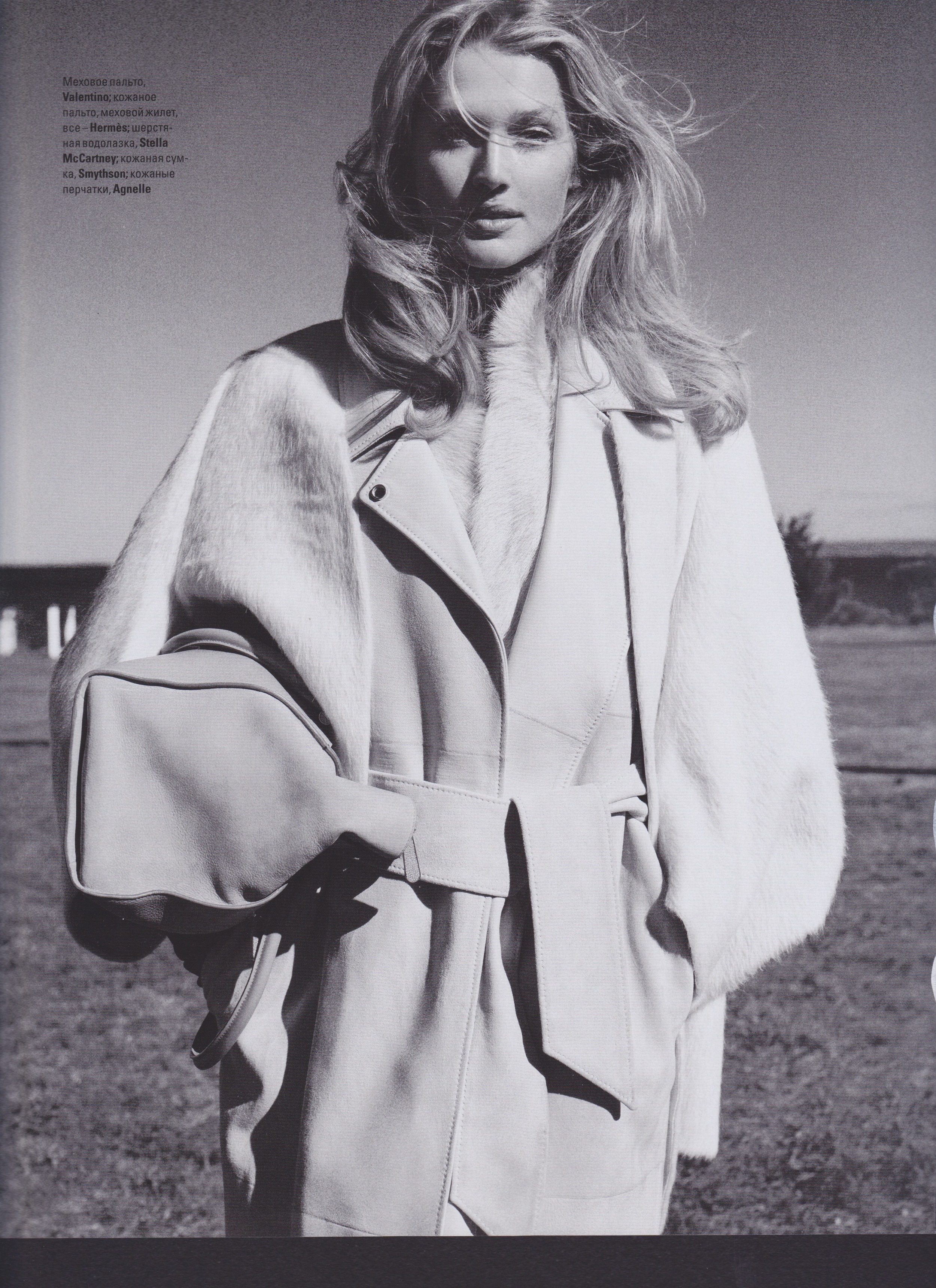 toni garrn photo shoot for vogue ukraine by benny horne and county fair productions 7