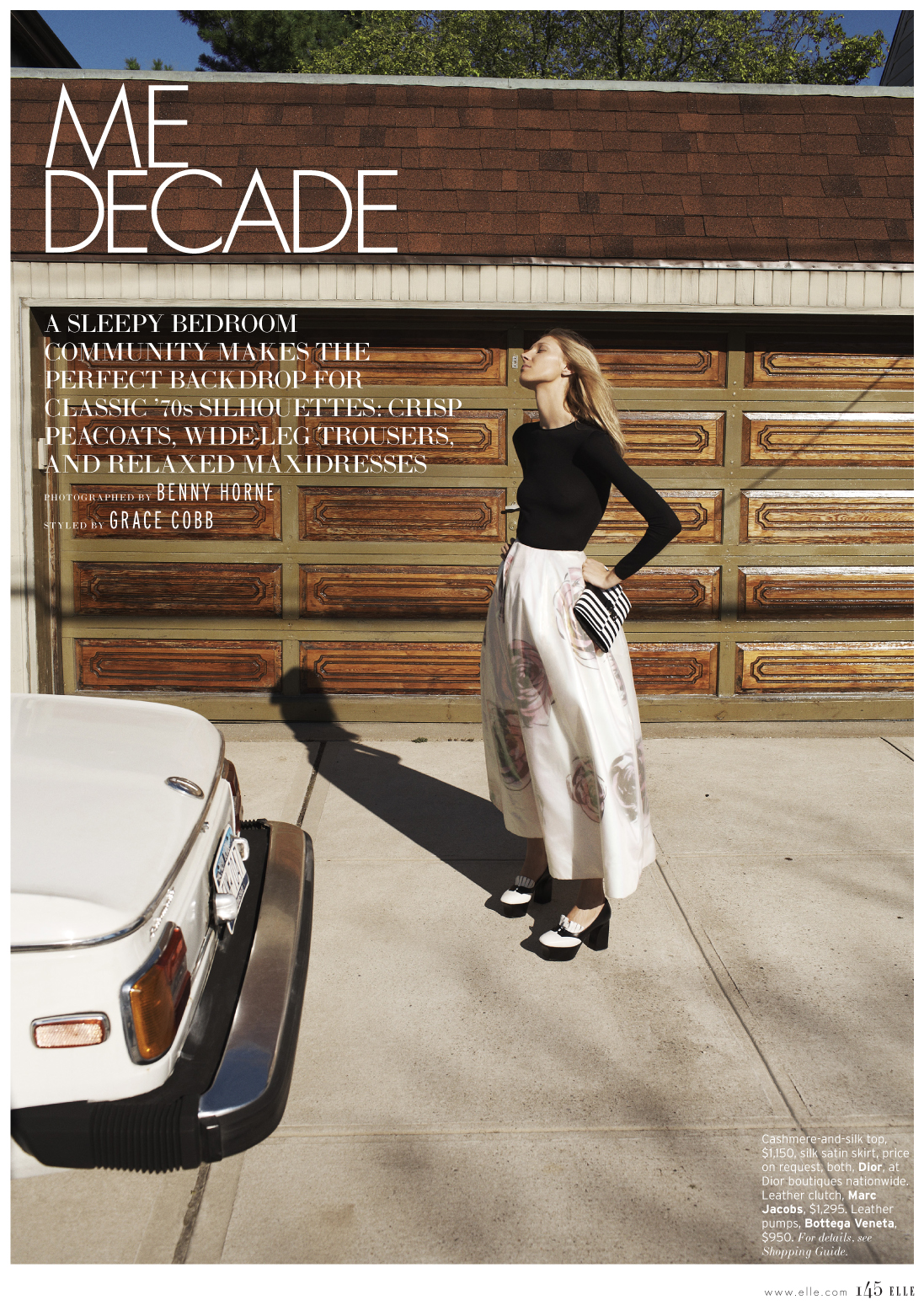 elle magazine work by benny horne and grace cobb in the rockaways 2