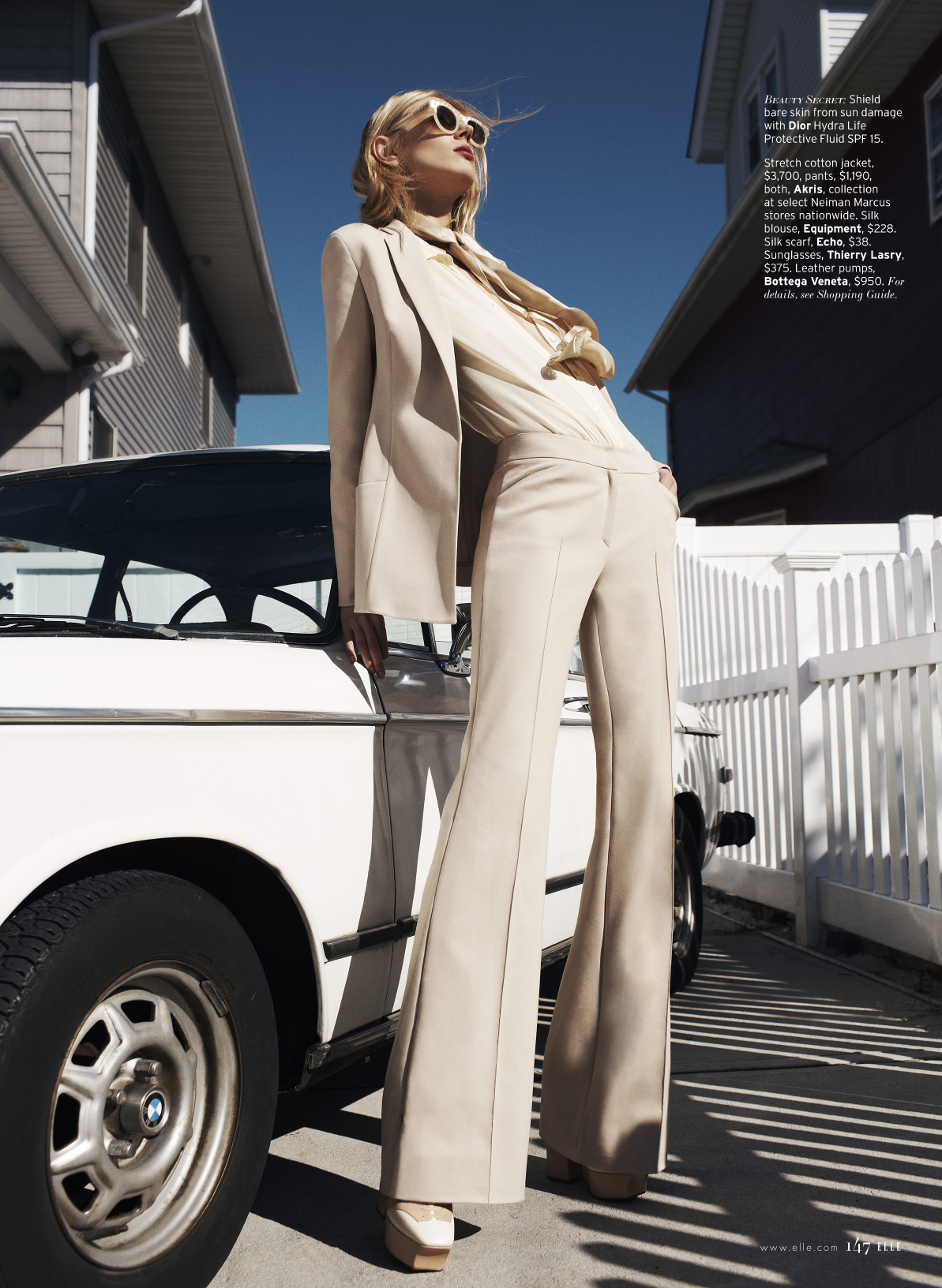 elle magazine work by benny horne and grace cobb in the rockaways 4