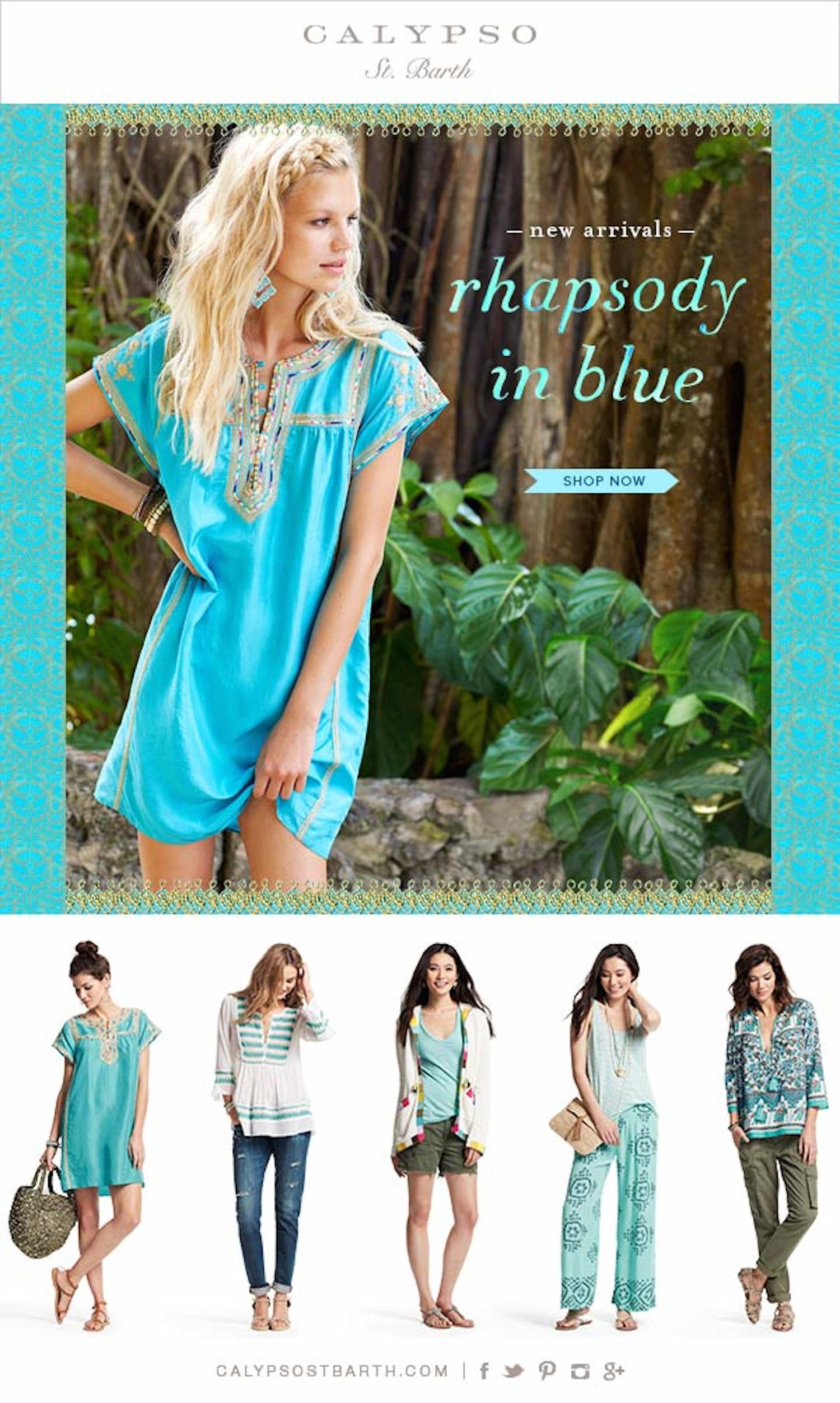 rhapsody in blue calypso st barth in barbados with nadine leopold and matt jones