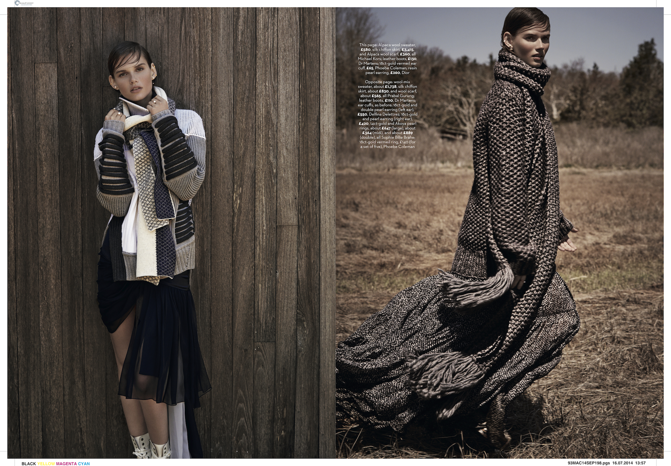 marie claire uk photo shoot by james macari and county fair productions in the hamptons 3