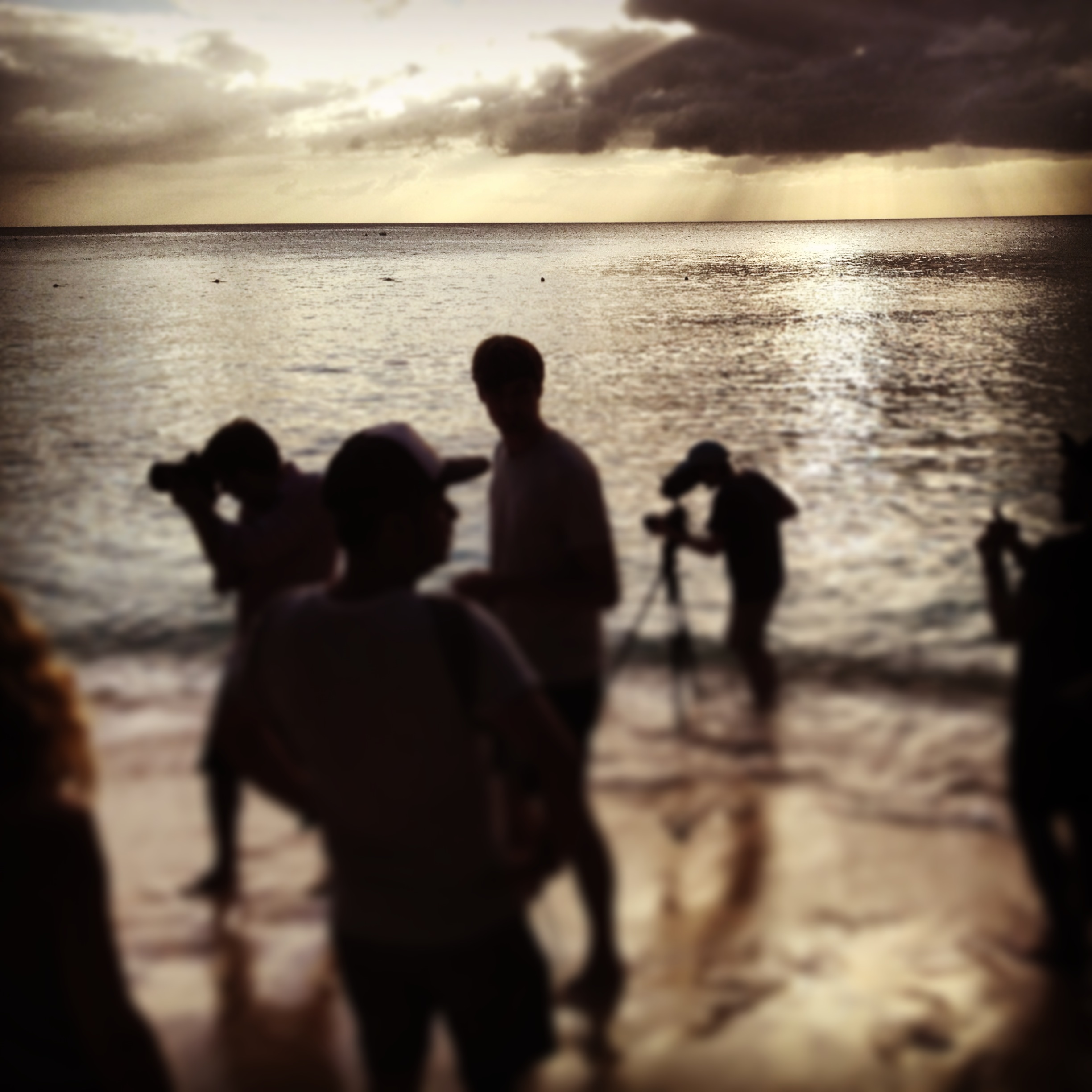 calypso in barbados photo shoot bts county fair productions on the beach