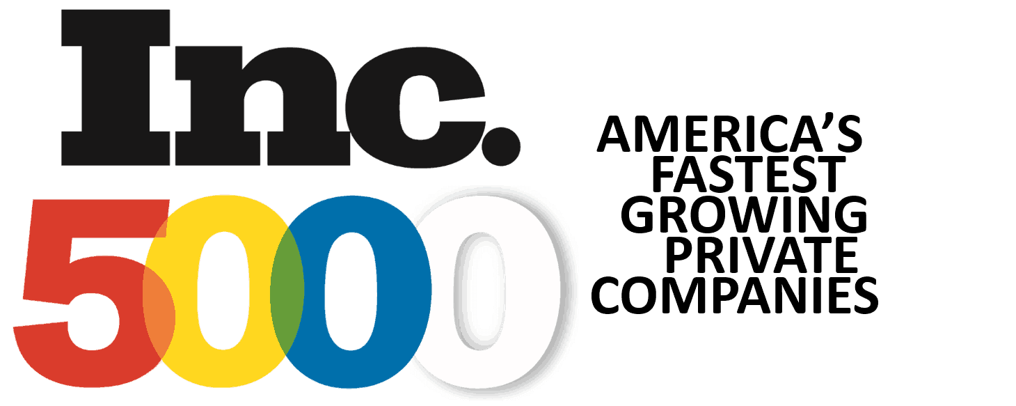 Inc. 5000 List of America's Fastest Growing Private Companies Rank No. 1856 (2018)