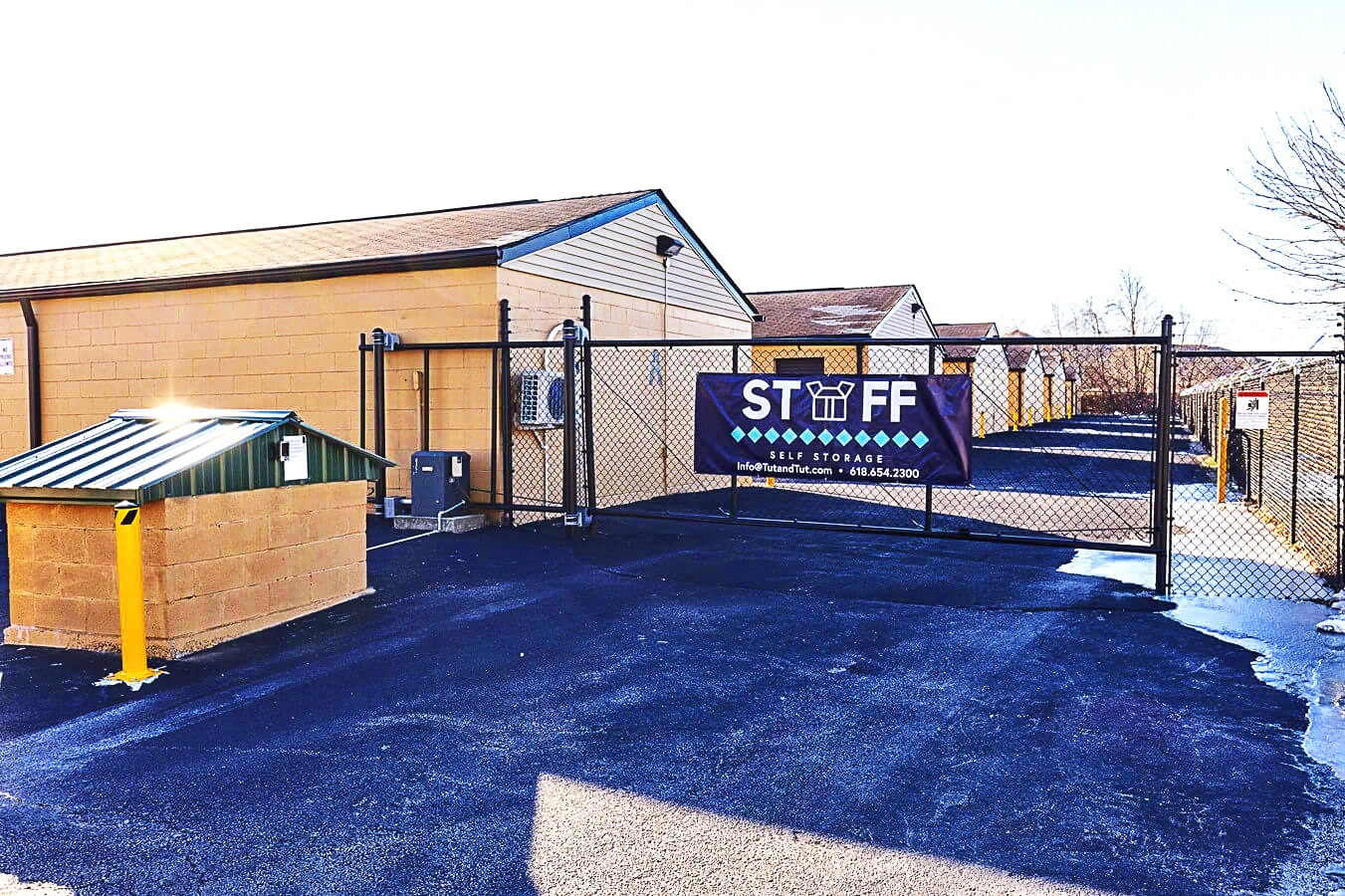 Self Storage Units In St. Clair County