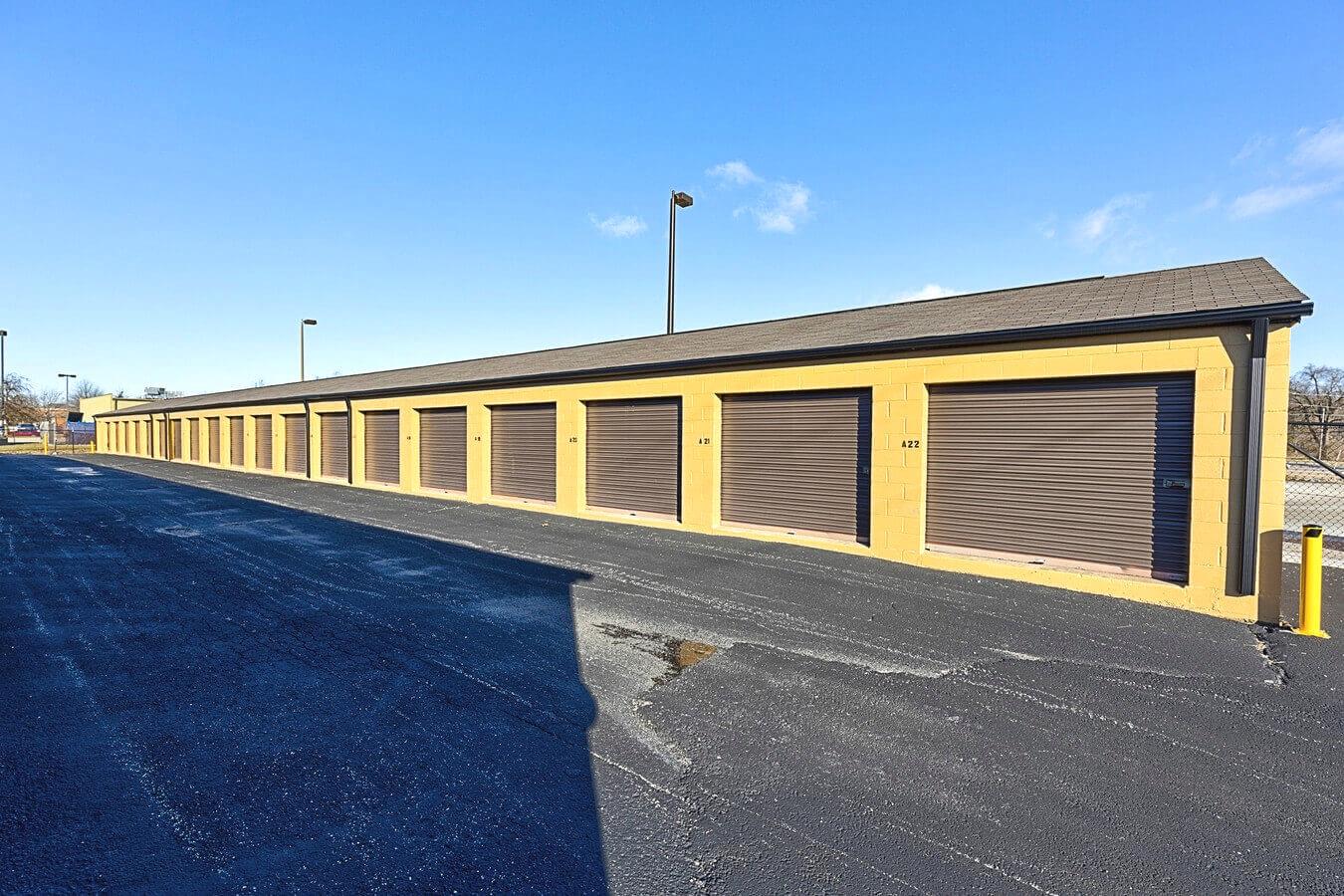 Self Storage Units in O'Fallon, IL