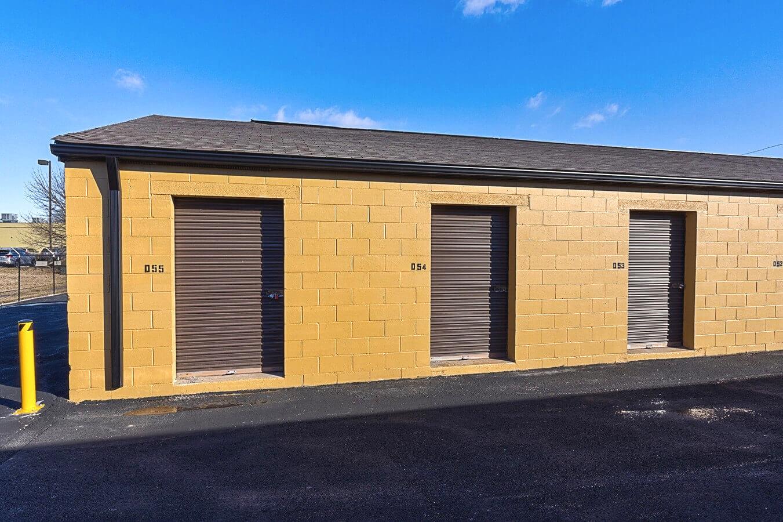Self Storage Units in Scott AFB