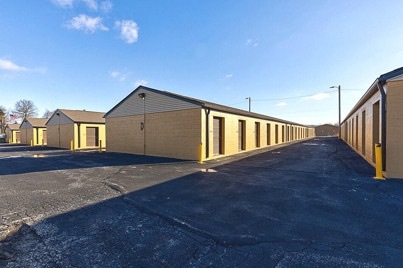 Scott Air Force Base Storage