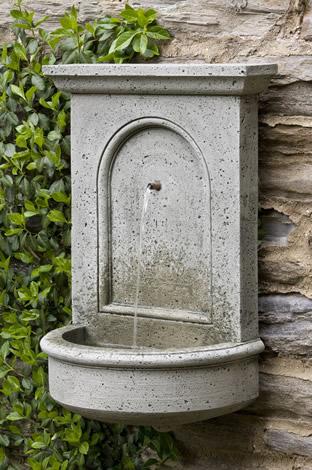 Portico Fountain