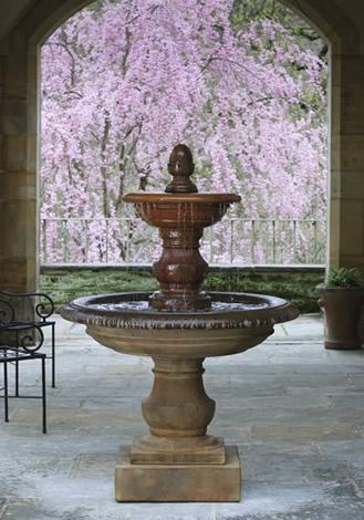 San Pietro Fountain