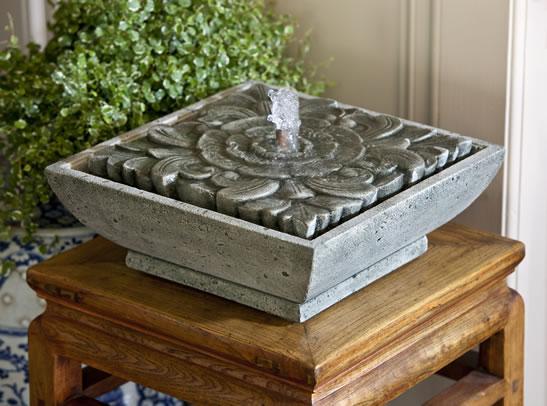 M-Series Artifact Fountain