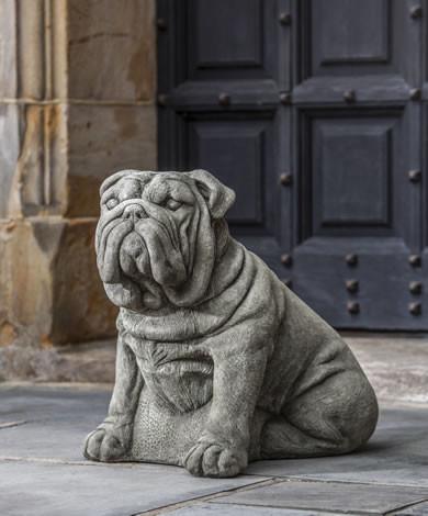 Antique Bulldog