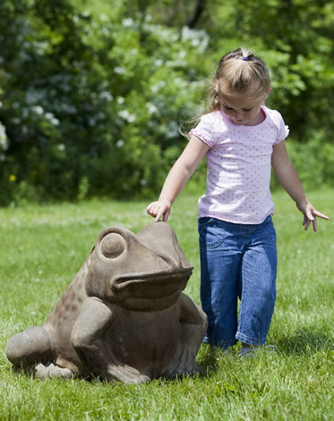 Giant Garden Frog