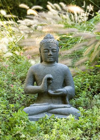 Indonesian Seated Buddha
