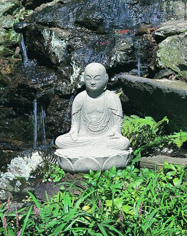 Morris Seated Buddha