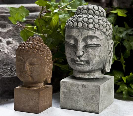 Serene Buddha Medium