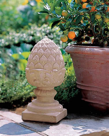 Pineapple Finial Small
