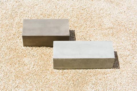 Low Rectangular Plinth