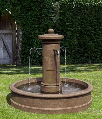 Avignon Fountain