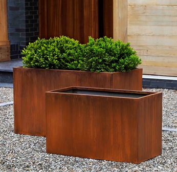Steel Box Planter