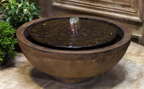 Cirrus Garden Terrace Fountain