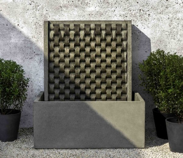 M Weave Fountain, Large