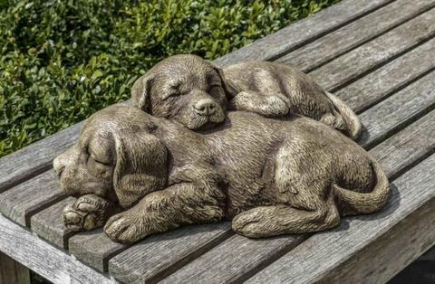 Nap Time Puppies