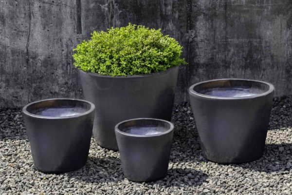 Portale Planter - Metal Grey