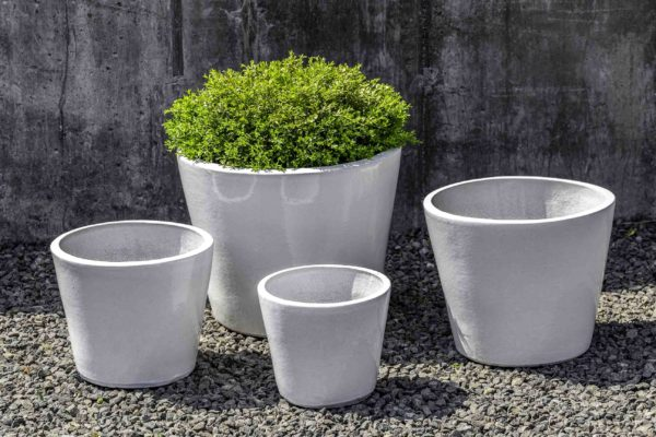 Portale Planter - White