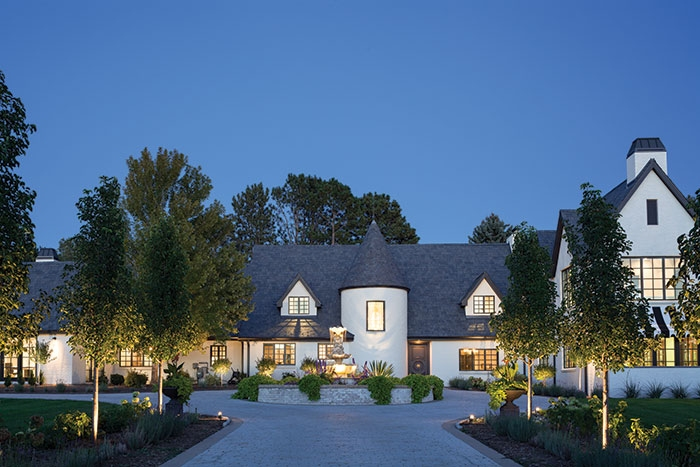 Hollywood Glam in Cherry Hills ( Colorado Homes & Lifestyles)