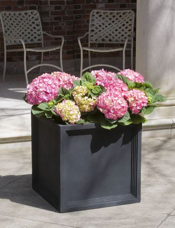 Sandhurst Square Planter