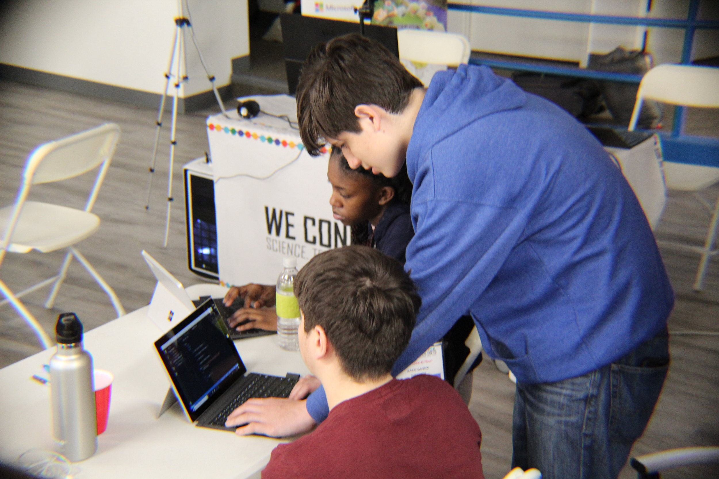 Raffi Sanna - Westbury Site - Instructor for first year participants