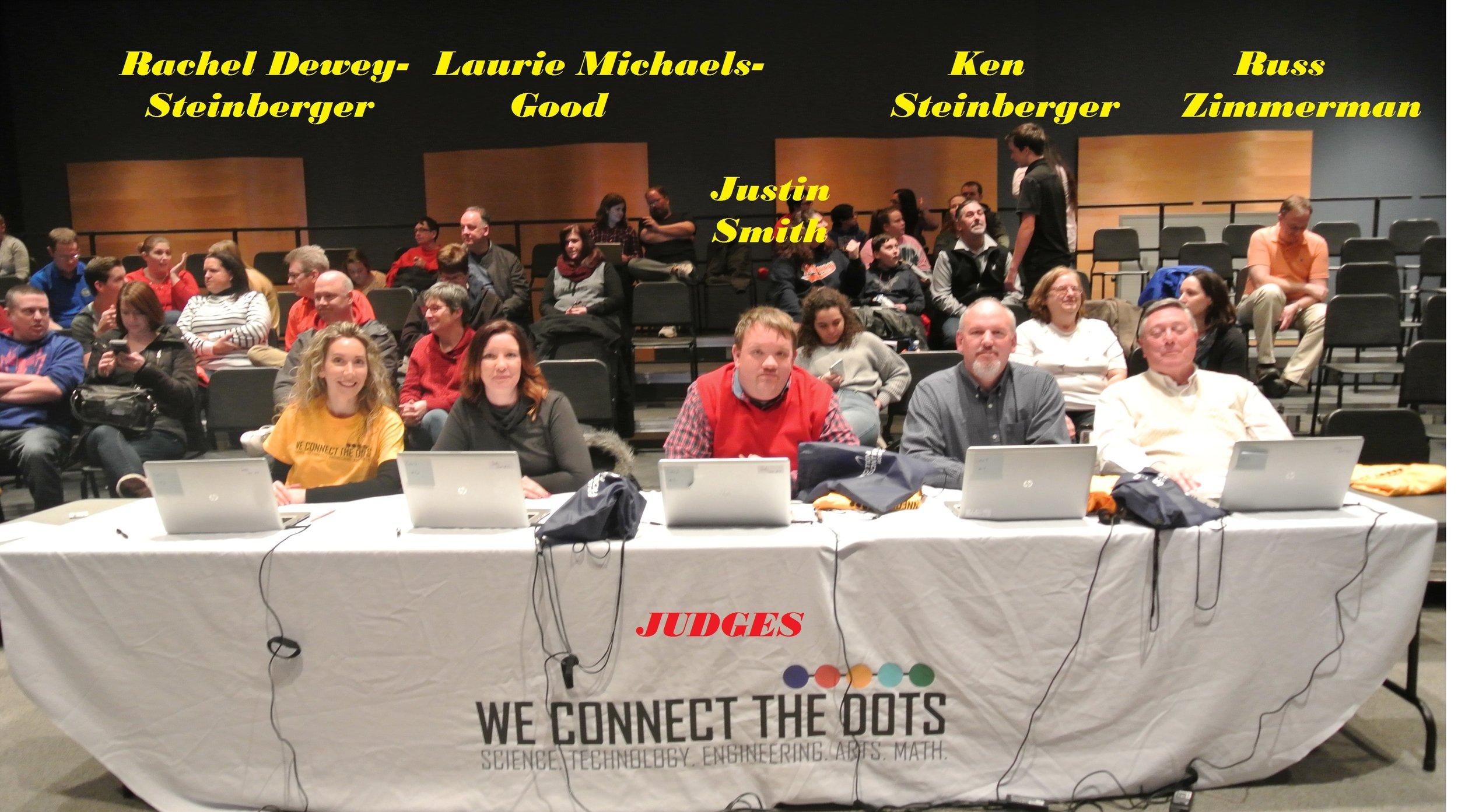 Fremont Site Judges