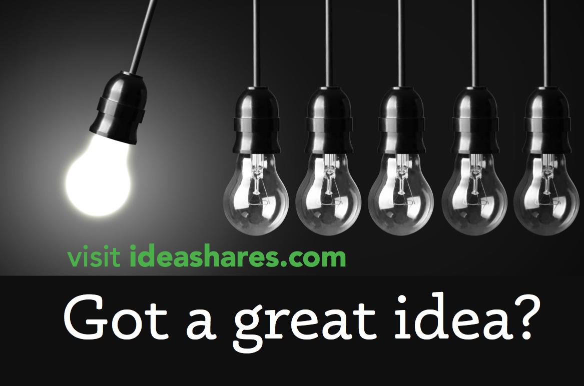 Ideashares Postcard