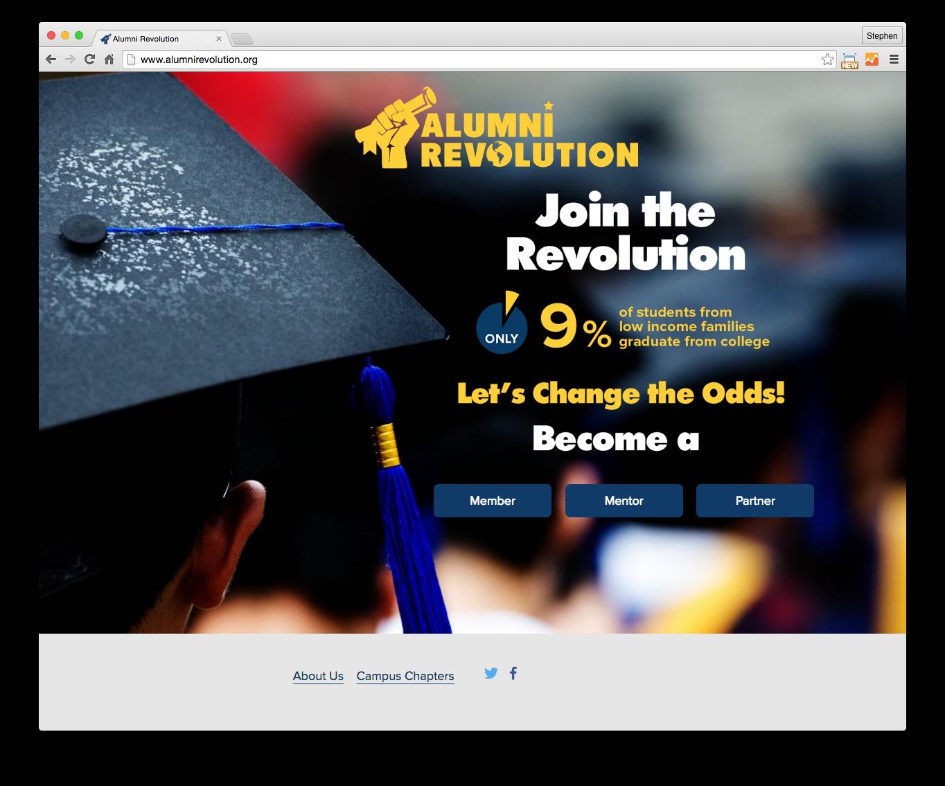 Alumni Revolution