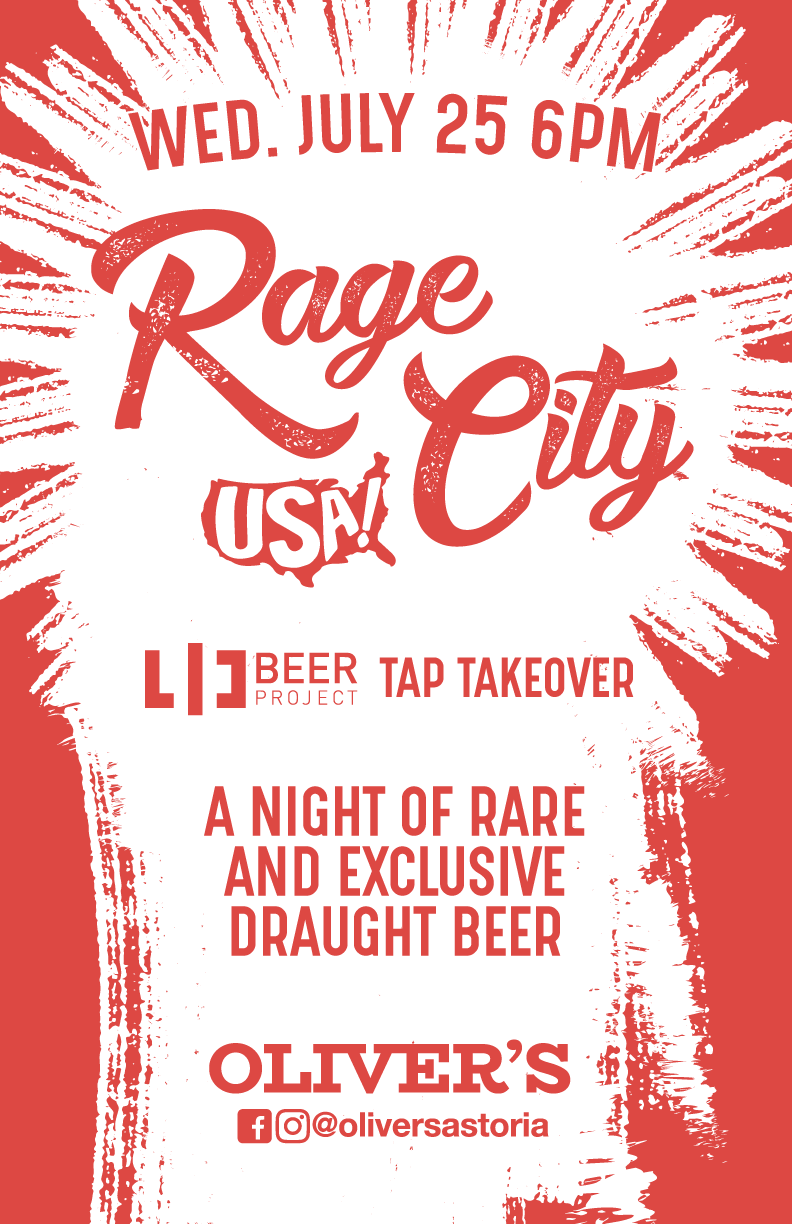 Astoria Craft Beer LIC Tap Takeover