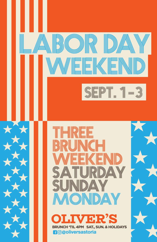 labor day brunch astoria nyc