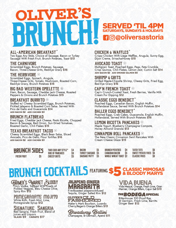 outdoor astoria outside seating brunch