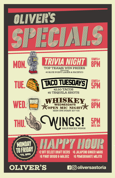 astoria queens drink specials happy hour