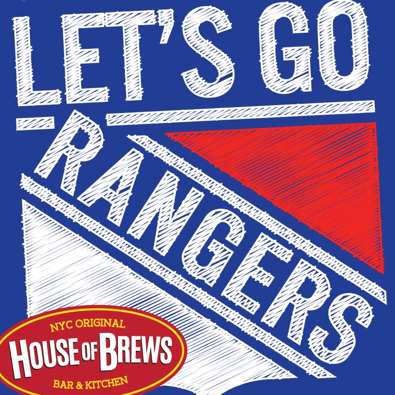 watch rangers nhl playoffs nyc