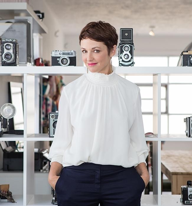 Courtney Ortiz - President