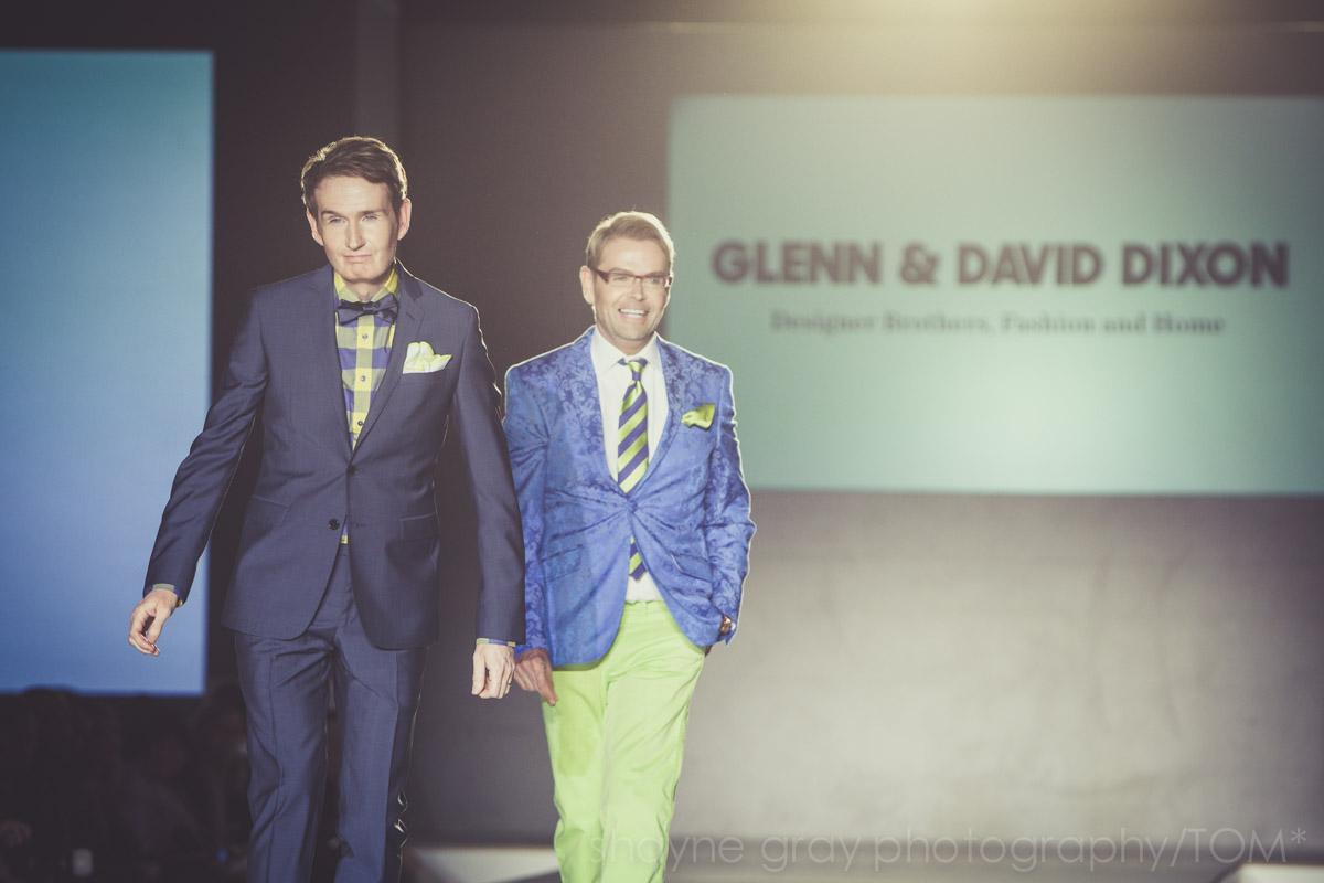 Glenn & David Dixon, Designer Brothers
