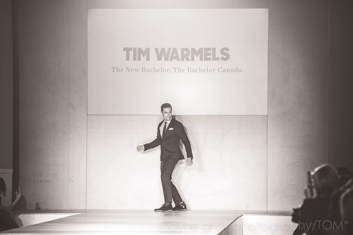 Tim Warmels, The New Bachelor, The Bachelor Canada