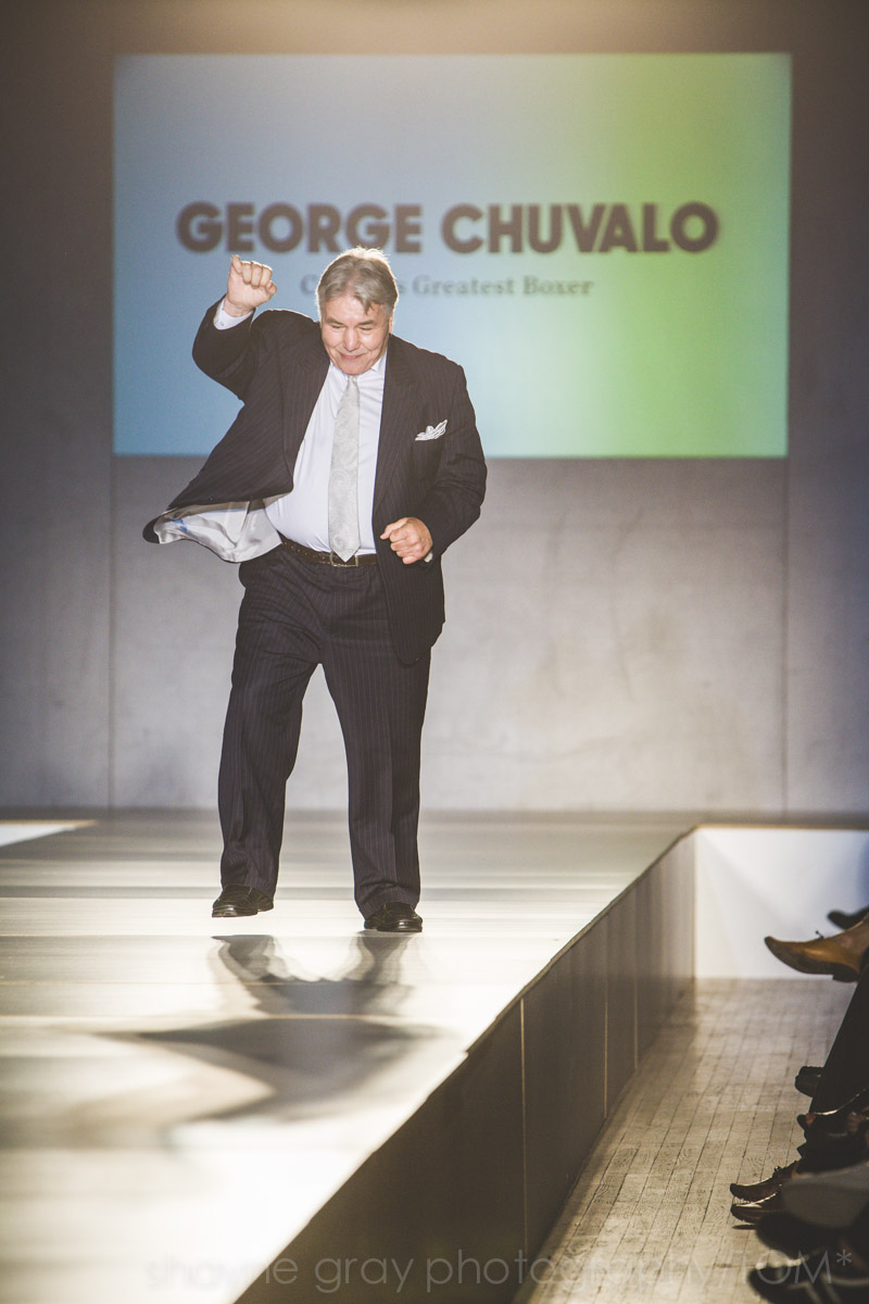 George Chuvalo, Canadian Boxer