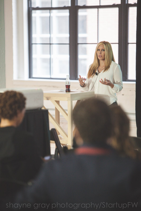 Jodi Goodfellow, director and founder of Startup Fashion Week
