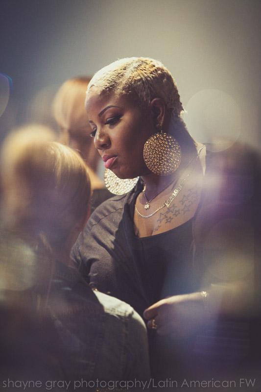 "Makeup artist, Tamar Cox ""Flawless"""
