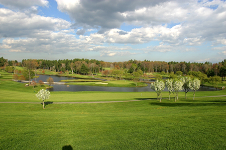 Round of Golf for Four - Enjoy 18 holes of golf for four with spectacular vistas.  The all bent grass golf course, formerly rated #1 in New Hampshire by Golf Digest magazine, is consistently maintained to the highest quality standards.  Your golf experience will be a memorable one.Donated by: Sky Meadow Country ClubValue: $400