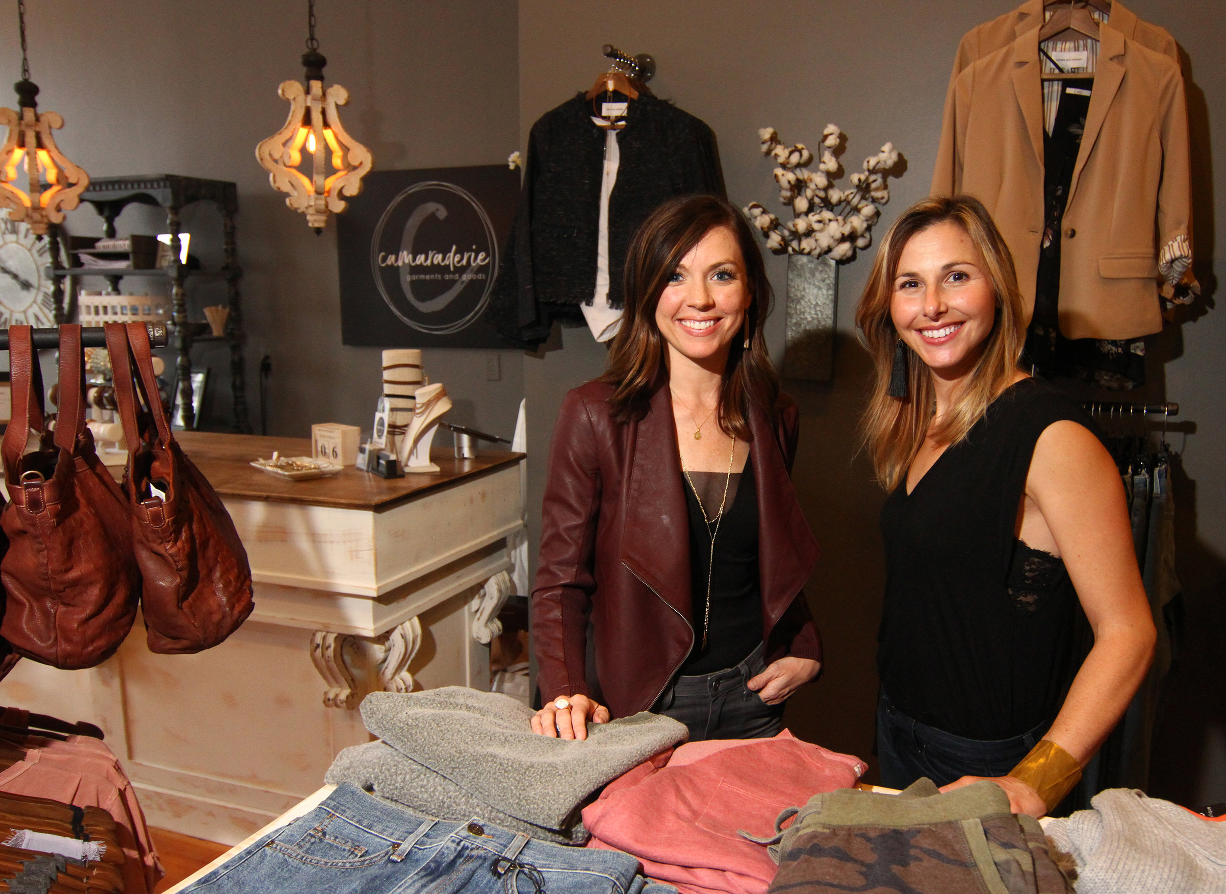 Private Shoppingfor Three at Camaraderie - Private and personal shopping experience at Camaraderie Boutique in Downtown Nashua including gift cards for you and two of your friends and champagne. Learn about the latest styles and trends with the help of a professional stylist and find something new to add to your wardrobe.Donated by: Camaraderie Boutique