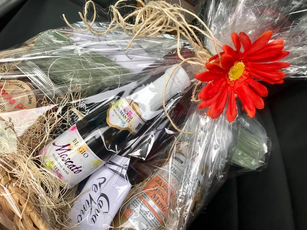 Wine Tasting at Cava De Vino - Gourmet delights, new wines to try and a gift certificate in this amazing basket from Cava de Vino in Nashua. This package also includes a private wine tasting party at their gorgeous shop for up to 14 people. The owners are sweet, have great advice and expertise!Donated by: Cava De Vino